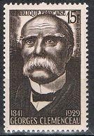 FRANCE : N° 918 ** (Georges Clémenceau) - PRIX FIXE - - Unused Stamps