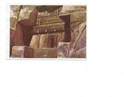 Tombeau De Darius PERSE IRAN ASIE Bien 85 X 60 Mm Chromo Papier - Autres
