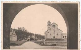 Abbaye N.-D. D'Orval - Cour D'Honneur Et Facade De La Basilique - 1949 - Florenville