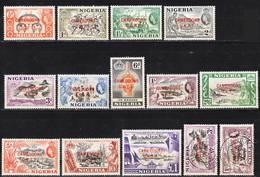 Cameroun 1925-1947 Lot 8, Timbres Taxe Avec Yv 8-13 Oblitéré O Et Yv 1, 2, 25 Neuf * - Cameroun (1915-1959)