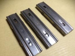3 Lame Chargeur Mauser M96 Suedois En 6,5x55 - Armes Neutralisées