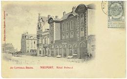 NIEUPORT - Au Littoral Belge - Hôtel Prévost - Nieuwpoort