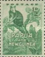 MH STAMPS Papua-New-Guinea - Local Motives  -1952 - Papouasie-Nouvelle-Guinée