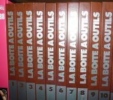 La Boîte à Outils - Encyclopédie En 10 Volumes - Bricolage, Construction, Assemblage, Outils Etc... - Encyclopédies