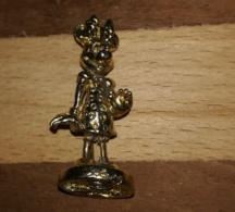 MINNIE - FEVE DOREE ANCIENNE - Personnages