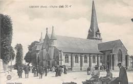 LIEUREY - L'Eglise - Autres Communes