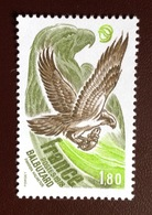 France 1978 Birds Buzzard MNH - Aquile & Rapaci Diurni