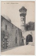 Aleppo Mosquee Bahsita - Syrie
