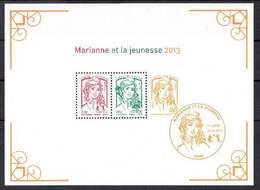 BF 133** MARIANNE DE LA JEUNESSE. - Blocs & Feuillets