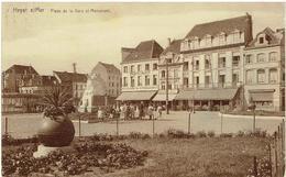 HEYST S/ Mer - Place D' La Gare Et Monument - Heist