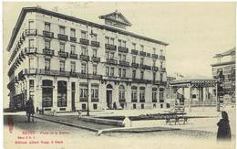 HEYST S/ Mer - Place De La Station - Kiosque - Heist