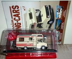 Passion Camping Cars N°1 - La Capucine Pilote R470-Hachette - Voitures, Camions, Bus
