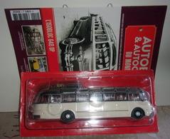 Autocars Et Autobus Du Monde - L'Isobloc 648 Dp - HACHETTE - Voitures, Camions, Bus