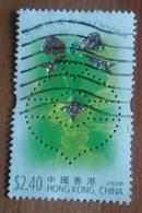 Joyeux Noël  - Chine - 2002 - Oblitérés