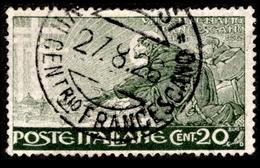 1926 Italy - 1900-44 Vittorio Emanuele III