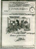 43923 U.s.a. V-mail Airgraph, Polish Forces 207 - Walczymy, Dalej,  To Edinburgh - Varietà E Curiosità