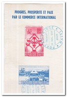 Haïti 1958, Gestempeld USED, World Exhibition Brussel - Haïti