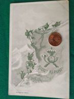 ITALIA  5° Reggimento Alpini - Guerra 1914-18