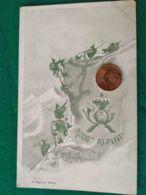 ITALIA  5° Reggimento Alpini - War 1914-18