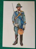 ITALIA Divisa Alpini 1940 - Guerra 1939-45