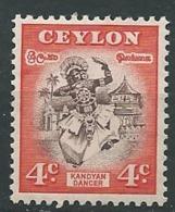 Ceylan -   Yvert N ° 280  **    - Po 62006 - Sri Lanka (Ceylon) (1948-...)