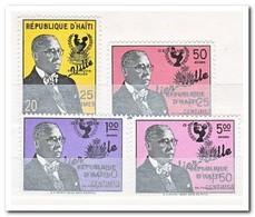 Haïti 1961, Postfris MNH, UNICEF Overprint - Haïti