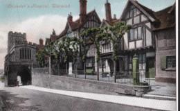 AN08 Leicester's Hospital, Warwick - Warwick