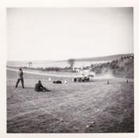 AR17 Photograph - Autocross, Dunstable, March 1954 - Cars