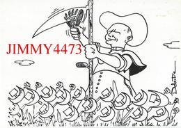CPM - Caricature Du Pape - Coll.112/8 Série 78-79 - Illust. P. Delestre - Edit. Europ - Pierron 1979 - Scans Recto-Verso - Humor
