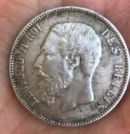 1 Piéce Argent One Dollar Unitéde Strate Of América - Pluribus 24.9 Grammes - 09. 5 Francs