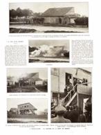 """LA FIN D'UN BANDIT """" LA MORT DE BONNOT """" De La  """" BANDE à BONNOT """" 1912 - Documents"""