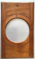 Porte Objectif 19,2x11 Pour Chambre Photo En Bois Diamètre Pour Bague 8,2 Cm - Matériel & Accessoires