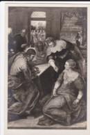 AN90 Art Postcard - Christus Bei Maria Und Martha By Jacopo Tintoretto - Paintings