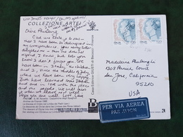(27862) STORIA POSTALE ITALIA 1999 - 6. 1946-.. Repubblica