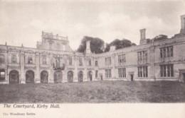 AS32 The Courtyard, Kirby Hall - Northamptonshire