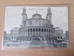 Paris N°65 - Le Trocadéro - Carte Du Magasin Au Bon Marché Circulée En 1927 - Flamme Publicitaire Timbre Antituberculeux - Other Monuments