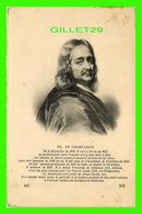 CÉLÉBRITÉS - ARTISTE PEINTRE - PH. DE CHAMPAIGNE 1602-1694 - ND - - Artistes