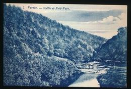 VRESSE   VALLEE DE PETIT FAYS - Vresse-sur-Semois