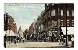 ANGLETERRE - DOVER Biggin Street - Dover