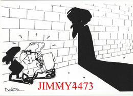 CPM - HUMOUR - Le SHAH Et KHOMEINY - Coll.112/5 - Série 78-79 - Illust. P. Delestre - Edit. Europ - Pierron 1979 - Humor