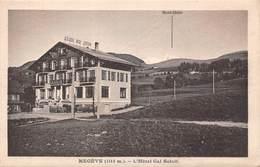 Mégève (74) - L'Hôtel Gai Soleil - Megève