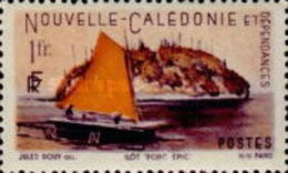 MH STAMPS New-Caledonia - Local Motives -1948 - New Caledonia