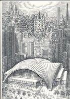 PHILEX FRANCE EXPOSITION PARIS 1982 - Storia Postale