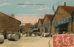 Dép 27 - Alcool - Cidre - Cormeilles - La Cidrerie - état - Other Municipalities