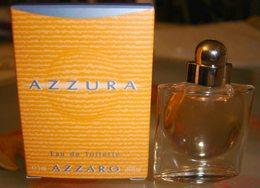 AZZURA - EDT 5 ML De AZZARO - Miniatures Modernes (à Partir De 1961)