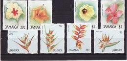 Jamaïque, Fleurs** - Jamaique (1962-...)
