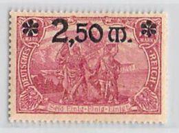 MiNr. 118 X Deutsches Reich - Ungebraucht