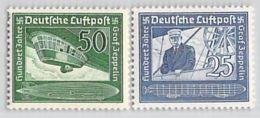MiNr. 669-670 X Deutsches Reich - Deutschland