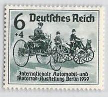 MiNr. 686 X Deutsches Reich - Deutschland