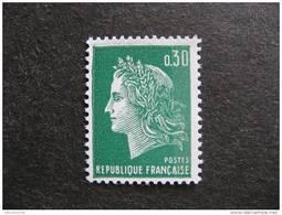 TB N° 1611b , 1 Bande De Phosphore, Neuf XX. - Frankreich